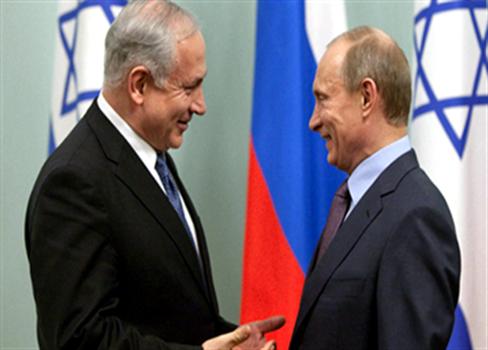 """بوتين يدخل الصهاينة """"الممانعة"""" الإيراني 825042016110628.png"""