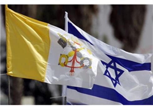 العلاقات الفاتيكانية الإسرائيلية وزيارات باباوات 826052014053130.jpg