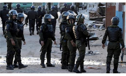 احتجاجات عنيفة بسبب الغاز الصخري 152902032015074701.jpg