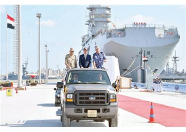 البحرية المصرية تجري تدريبات مشتركة 152909102020014409.jpg