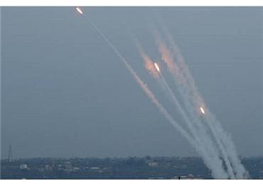 """صواريخ حماس التجريبية تستفز """"إسرائيل"""" 152911082020084339.jpg"""