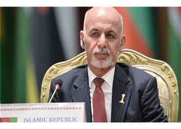 الرئيس الأفغاني ينهي إطلاق النار 152913052020094414.jpg