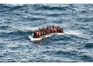 إنتشال جثامين مهاجراً إفريقياً مركبهم 152914062020075715.jpg