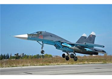 طائرات روسية تواصل غارات إدلب 152915012020092546.jpg