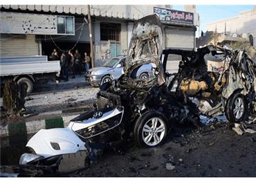 انفجار مدينة عفرين شمال سورية 152917122018095855.jpg