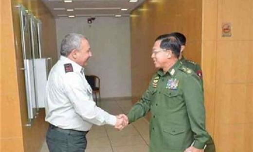 الكيان الصهيوني يدعم بورما بالسلاح 152918092015053705.jpg