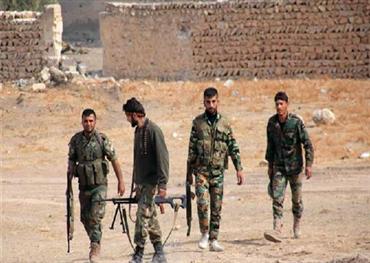 مقتل عناصر النظام النصيري إشتباكات 152920112018025634.jpg