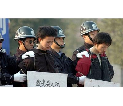 الصين أعدمت 2400 شخصا خلال 2013