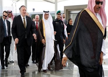 وزير الخارجية الأمريكي السعودية بحثاً 152924062019123416.jpg