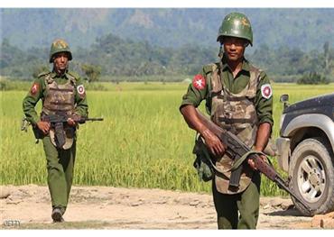 ميانمار تعفو جنود متهمين بقتل 152927052019095852.jpg