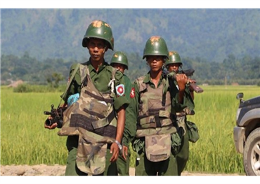 هجوم موجع يستهدف الجيش البورمي 152927102019023657.JPG