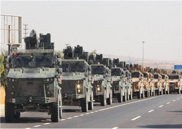 تركيا تدخل 3490 عربة عسكرية 152928052020020513.jpg