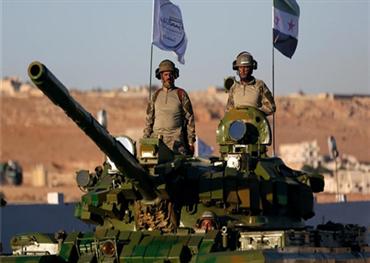 المعارضة السورية تشكل ألوية عسكرية 152930032020063725.jpg