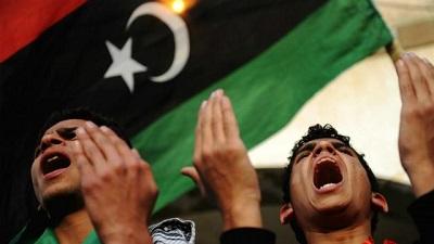 مظاهرات للمطالبة المجلس الوطني الليبي 2010111.jpg