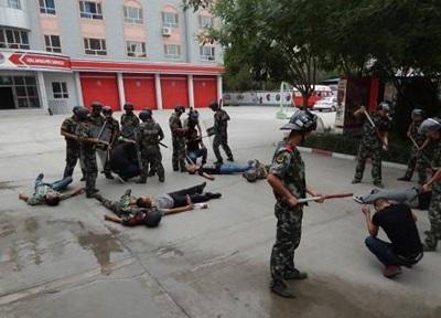 مقتل شخصا الأقلية المسلمة الصين 2010176.jpg
