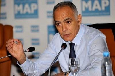 تفتيش وزير الخارجية المغربي مطار 2010623.jpg