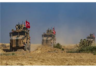 تركيا تبدأ عمليتها العسكرية شمال 733709102019045930.jpg