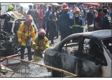 انفجار سيارة مفخخة داخل شعبي 733711012019011651.jpg