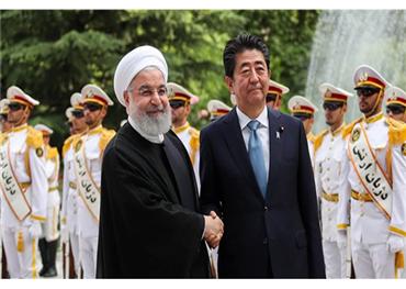 روحاني يلتقي رئيس وزراء ياباني 733712062019084909.jpg