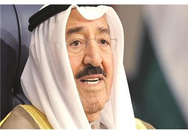 أمير الكويت يقبل استقالة الحكومة 733714112019054311.jpg