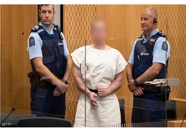 المحكمة.. منفذ هجوم المسجدين يؤكد 733716032019120929.jpg