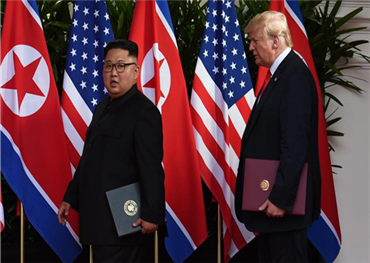 """زعيم كوريا الشمالية """"يأمل"""" بقمة 733720092018071127.jpg"""