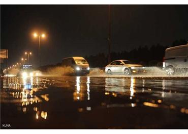 أمطار الكويت تكشف ألغاما ومتفجرات.. 733720112018084334.jpg