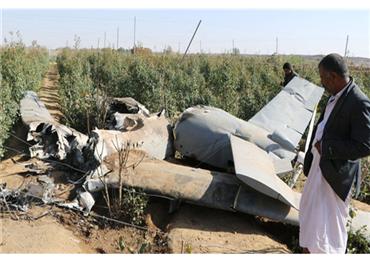 إسقاط طائرتين مسيّرتين للحوثيين صرواح 733724032020083821.jpg