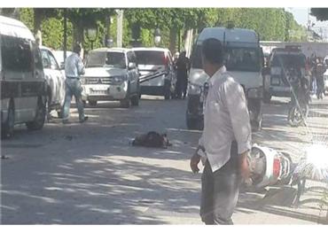 جرحى تفجير انتحاري بقلب العاصمة 733729102018055352.jpg