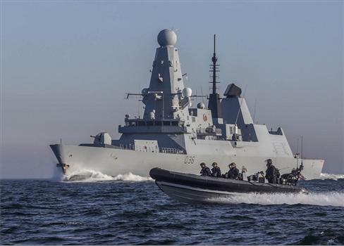 البحرية البريطانية تحذر حادثة لناقلة 152903082021073627.jpg