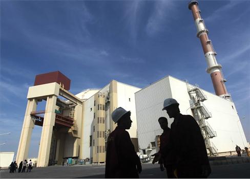 """إيران تعيد تشغيل محطة """"بوشهر"""" 152905072021113720.jpg"""