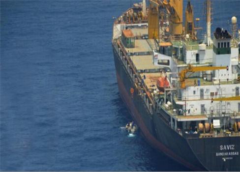 الإحتلال الإسرائيلي يُقر بمهاجمة سفينة 152907042021053213.jpg