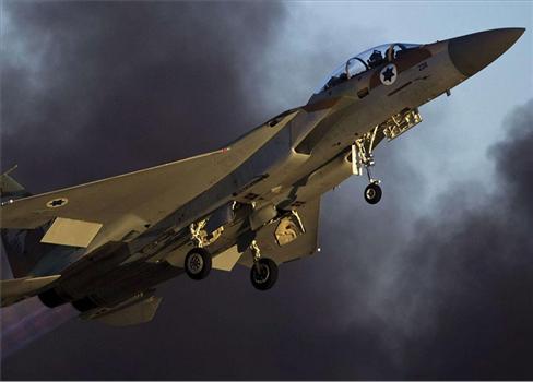 غارات جوية إسرائيلية استهدفت مقار 152908042021071435.jpg