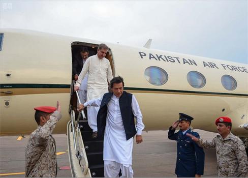 رئيس وزراء باكستان يزور السعودية 152908052021023326.jpg